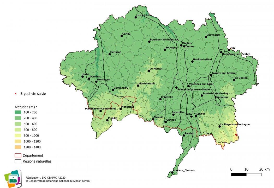 Suivi d'espèces de la Forêt et bocage du Val d'Allier vichyssois