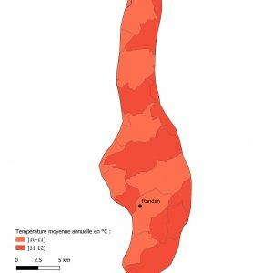 Isothermes de la Forêt et bocage du Val d'Allier vichyssois